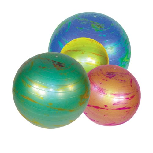 Cando Deluxe Anti-burst Inflatable Ball