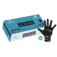 All-Purpose Black Nitrile Gloves