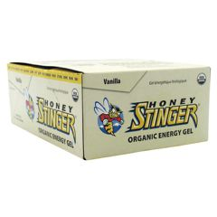 Honey Stinger Organic Energy Gel - Vanilla