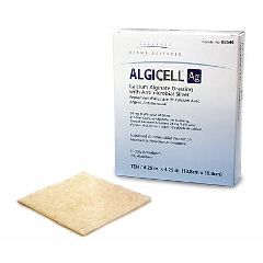 Derma Sciences ALGICELL Ag - Silver Alginate Wound Dressing