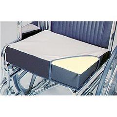 Wheelchair Wedges Foam, Soft Foundation, Vinyl w/ Polyester Conv