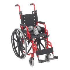 Wallaby Pediatric Folding Wheelchair