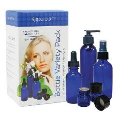 Spa Essentials SpaRoom Bottle Variety Pack