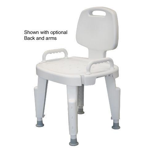 Ableware Bath Safe Height Adjustable Shower Chair
