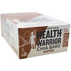 Health Warrior Chia Bar - Coffee