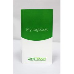 OneTouch Diabetes Logbook - Blood Sugar Log Sheets