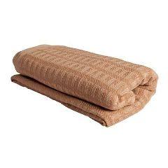 Body Linen Waffle Weave Blanket