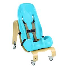 Special Tomato Soft-Touch Sitter Seat - Seat And Mobile Base