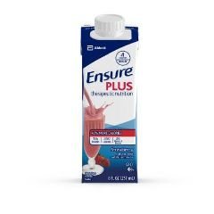 Ensure Plus - Therapeutic Nutrition 8 oz - Reclosable Carton