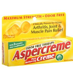 Aspercreme Pain Relief Cream 3 oz