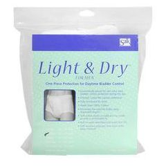 Salk Light & Dry Incontinence Underwear for Men