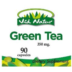 AB Marketers LLC Green Tea 350mg