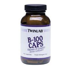 Twin Laboratories B-100 Caps