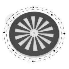 SafetySure Transfer Pivot Disk - Transfer Disk