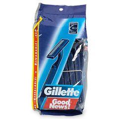 Gillette Good News! Twin Blade Razors