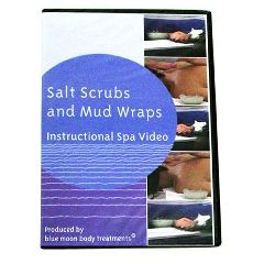 Castine Consulting Salt Scrubs And Mud Wraps Instructional DVD