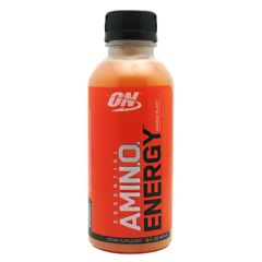 Optimum Nutrition Amino Energy RTD - Orange Blast