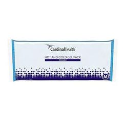 """Cardinal Health Instant Hot and Cold Packs, Large, 6"""" x 9"""", 2 Count (1 Hot and 1 Cold)"""