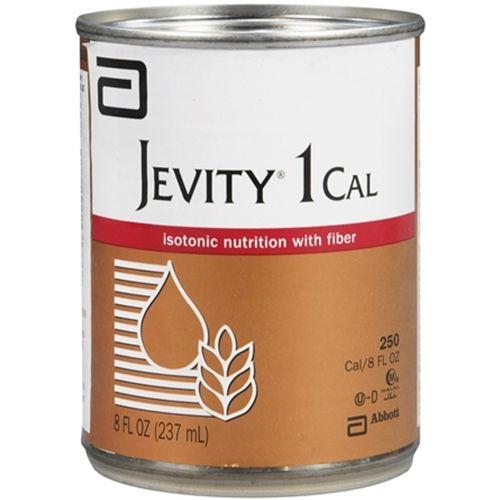 Jevity 1 CAL  - 8 oz cartons - High Protein Nutrition with Fiber