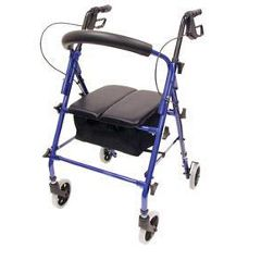Regency R100 Rollator with Locking Hand Brakes