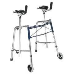 Wenzelite Re/Hab Junior Walker Forearm Platform Attachment - Handles