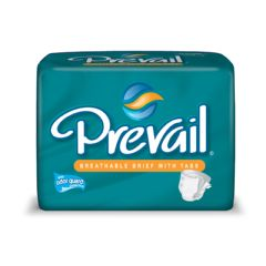 Prevail - First Quality Prevail Adult Briefs - Medium and Large Sizes