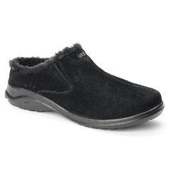 Oasis Footwear Oasis Women's Hannah Black Diabetic Shoe