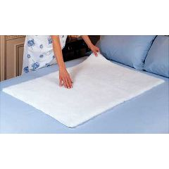 "Mabis DMI Synthetic Medical Sheepskin Pad - 30"" x 40"""