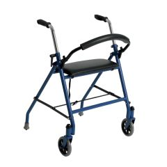Drive Two Wheeled Walker with Seat