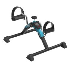 Drive Folding Exercise Peddler with Digital Display, Blue