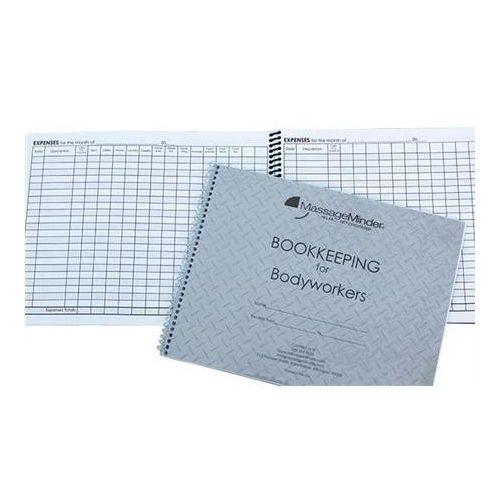 Massage Minder Bookkeeping For Bodyworkers Model 529 0016
