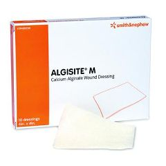 Smith & Nephew AlgiSite M Calcium Alginate Dressings