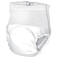 Cardinal Health™ Moderate Absorbency Protective Underwear
