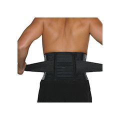 Captain Sports Tri-Adjustable Back Support with Stabilizers