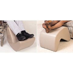 ableware soft touch tuffet foot or leg rest