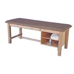 Armedica Treatment Table With Drawer & Adjustable Shelf
