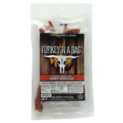 Runnin Wild Foods Turkey N A Bag Thick Cut - Honey Barbeque