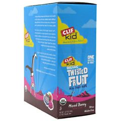 Kid Clif Kid Organic Twisted Fruit - Mixed Berry