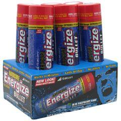 iSatori Hardcore Energize Bullet - Blue Raspberry Rage