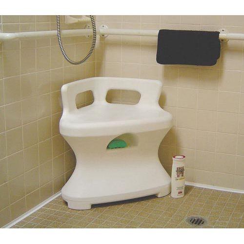 Ableware Corner Shower Seat Model 179 5019