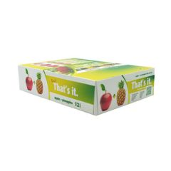 That's it Nutrition That's it Bar - Apple + Pineapple