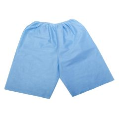 Medline Disposable Exam Shorts