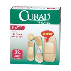 CURAD Adhesive Plastic Strips