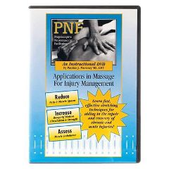 Patrice Morency PFN - Injury Management Massage Technique DVD