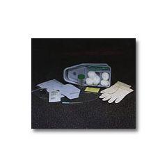 Bard Bilevel Urethral Tray - 16 Fr, Plastic catheter