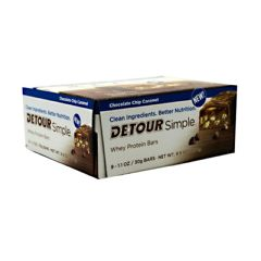 Detour SImple Bar - Chocolate Chip Caramel