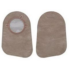 New Image 2-Piece Closed Colostomy Bag with Filter
