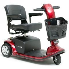 Victory 9 3 Wheel Mobility Scooter | FDA Class II Medical Device*