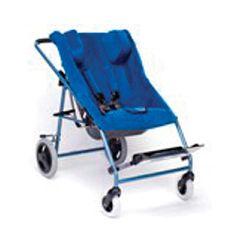 Columbia Therapedic Ips 2500 Car Seat, With Therapedic 2520 Ips Mobility Base, Blue