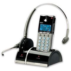 RCA 24GHz Digital Wireless Headset With Cordless Phone